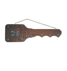 21st Carved Key (#425)