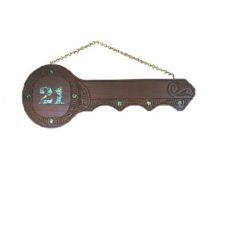 21st Carved Key (#429)