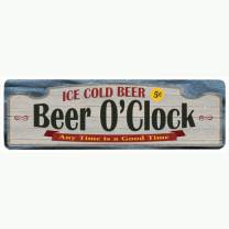 Bar Runner - Beer O'Clock