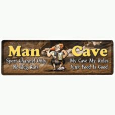 Bar Runner: Man Cave