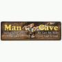 Bar Runner - Man Cave