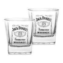 Jack Daniel's Spirit Glasses