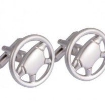 Cufflinks - Steering Wheels
