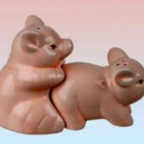 Pigs Salt n' Pepper