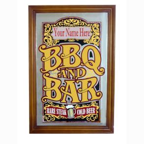 Mirror: BBQ & Bar