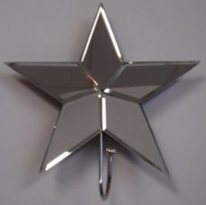 Star Hook Mirror