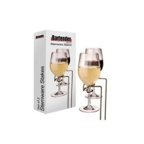 Bartender Glass Stakes