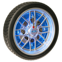 Ford Tyre Wall Clock