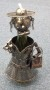 Nuts & Bolts: Lady Wine Bottle Holder
