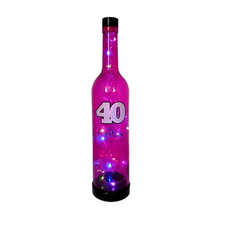 Magic Bottle LED: 40
