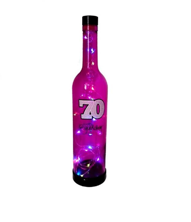 Magic Bottle LED: 70
