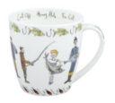 Bone China Mug: Fishing