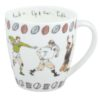 Bone China Mug: Rugby