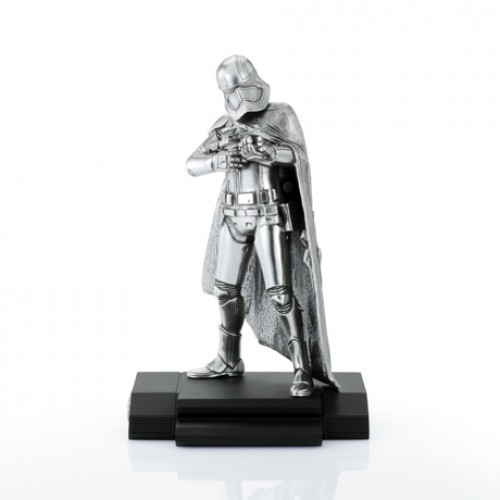 Royal Selangor Star Wars Captain Phasma Figurine