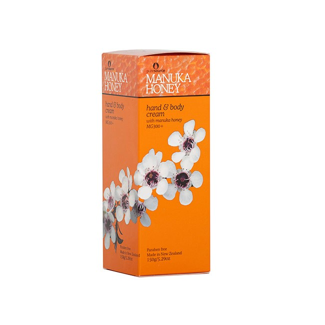 Manuka Honey Hand & Body Cream 150ml