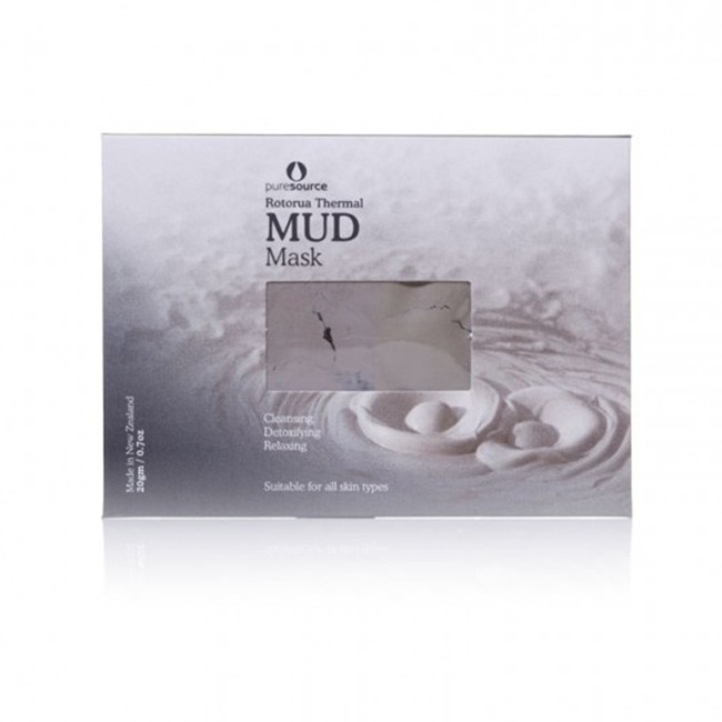 Rotorua Thermal Mud Face Mask 20g