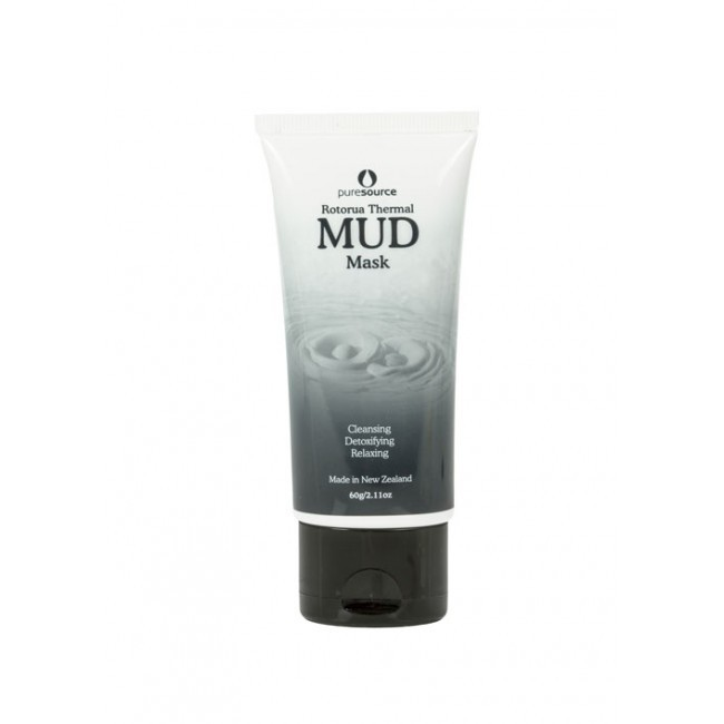 Rotorua Thermal Mud Face Mask 60g