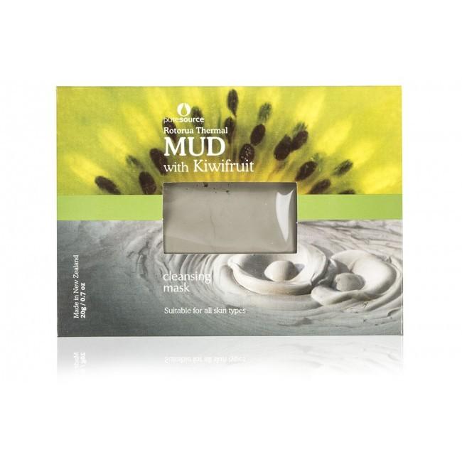 Rotorua Thermal Mud Mask with Kiwifruit 20g