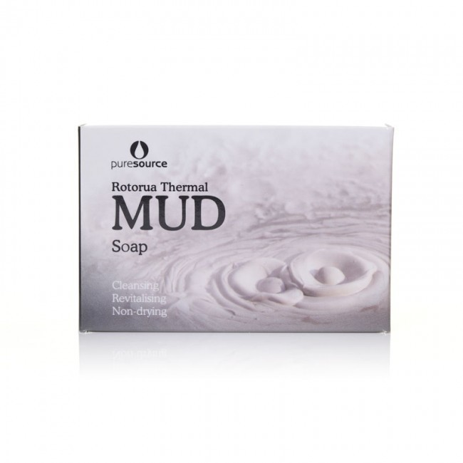 Rotorua Thermal Mud Soap (Boxed) 100g