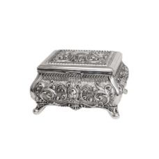 Jewel Box: Beatrix Large (Silver Plated)