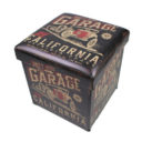 Foldable Storage Box: Garage