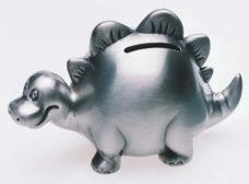 Money Box: Dinosaur