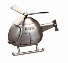 Money Box: Helicopter