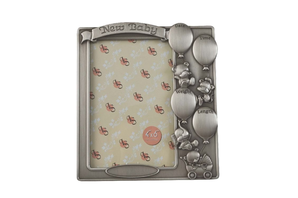 New Baby Photo Birth Record Frame Giftware Amp Engravers