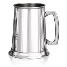Tankard Plain (Pewter)