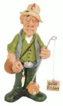 Novelty Figure: Fisherman