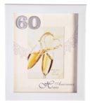 60th Wedding Anniversary Frame