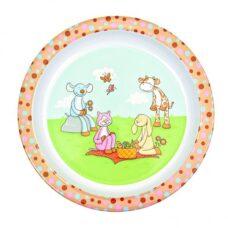 Diinglisar Dinner Plate - Tame