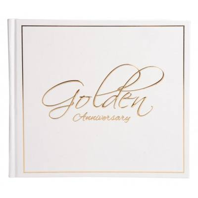 Golden Anniversary Photo Album