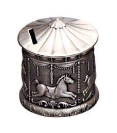 Money Box: Merry-Go-Round