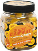 Golden Kiwifruit Candy