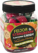 Feijoa & Strawberry Candy