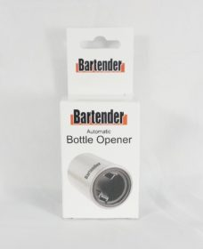 Bartender: Automatic Bottle Opener