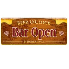 Bar Runner: Bar Open
