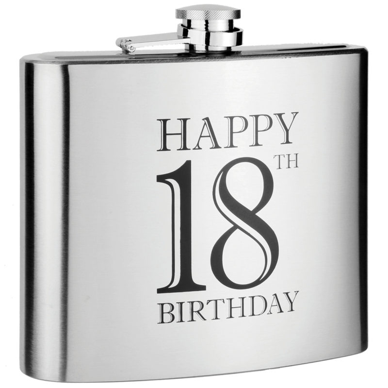 Giant 18th Hip Flask 32oz