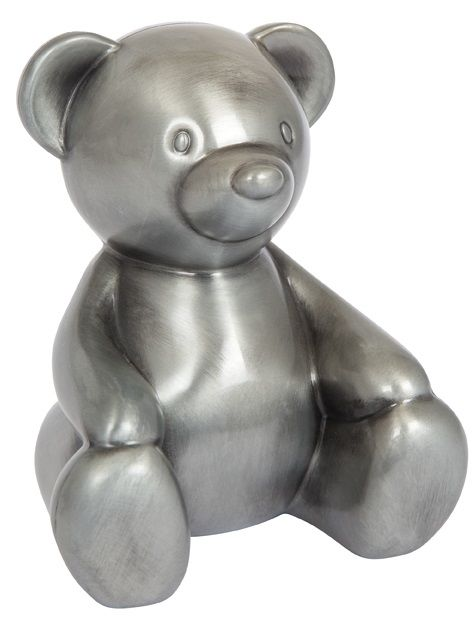 Money Box: Teddy Bear Sitting