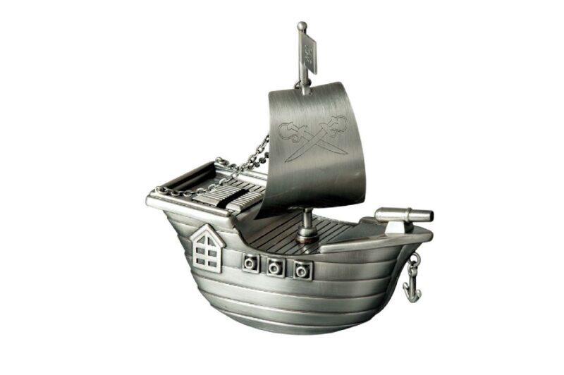 Money Box: Pirate Ship