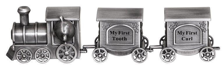 My First Tooth & Curl Train Carriage Set