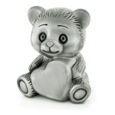 Money Box: Teddy Bear/Heart