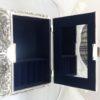 Jewellery Box Queen Anne - Medium (Silver Plated)