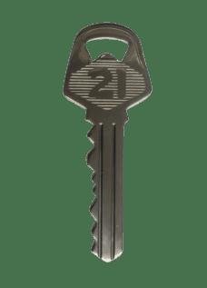 21st Key Bottle Opener