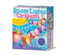Room Lights Origami – Kid's Craft Kit