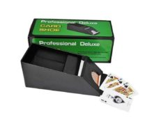 Professional Deluxe Card Shoe