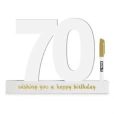 Signature Block '70' Gold Edition