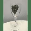 Grape Motif Decanter & Wine Glass Set (3pc)