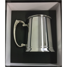 Tankard Georgian Handle (Stainless Steel)